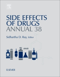 side effects of drugs annual 38 洋書 南江堂