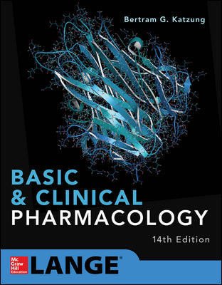 basic and clinical pharmacology 中文 版