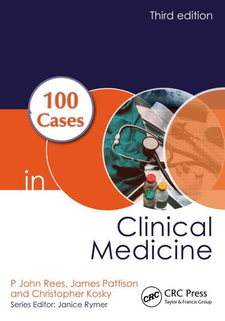 100 cases in clinical medicine 3rd ed vital source e book 洋書