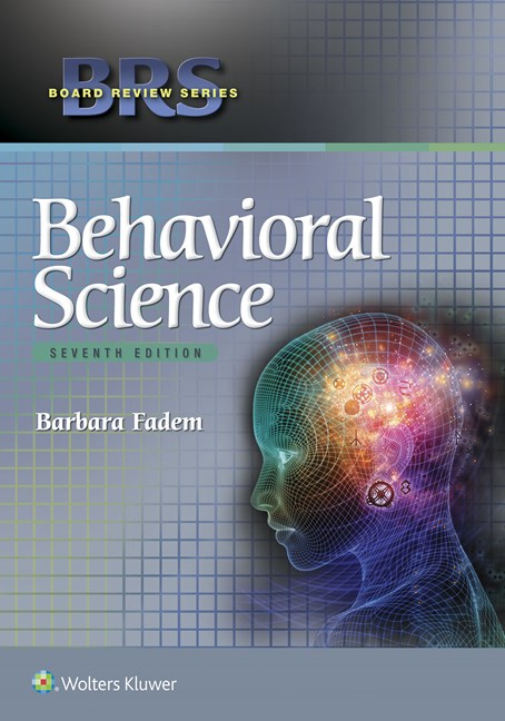 behavioral science 7th ed board review series 洋書 南江堂