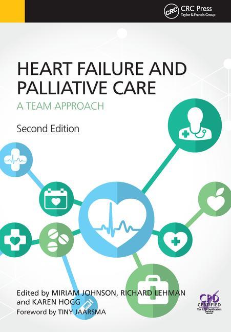 heart failure palliative care 2nd ed a team approach 洋書 南江堂