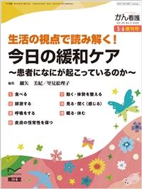 がん看護 最新増刊号│表紙