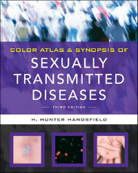 Color Atlas & Synopsis of Sexually TransmittedDiseases, 3rd ed.