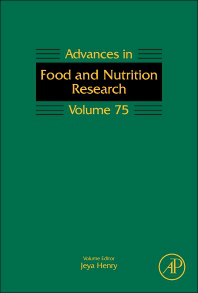 Advances in Food & Nutrition Research, Vol.75