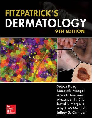 Fitzpatrick's Dermatology. 9th ed., in 2 vols.