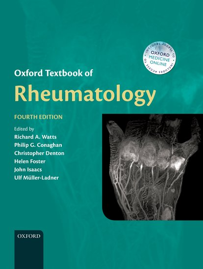 Oxford Textbook of Rheumatology, 4th ed., Paperback