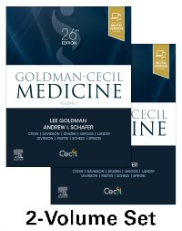 Goldman-Cecil Medicine, 26th ed., in 2 vols.