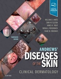 Andrews' Diseases of the Skin, 13th ed.- Clinical Dermatology