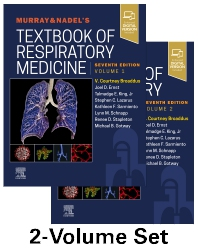 Murray & Nadel's Textbook of Respiratory Medicine,7th ed.,in 2 vols.
